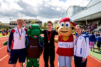 Aberdeen Youth Games - Festival of Sport 2016